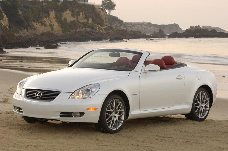 2007 Lexus SC Pebble Beach Edition