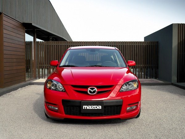 2007 mazda mazdaspeed3 car review top speed. Black Bedroom Furniture Sets. Home Design Ideas