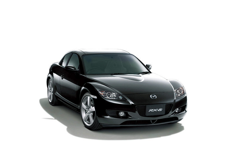 mazda rx8 reviews specs prices photos and videos top speed. Black Bedroom Furniture Sets. Home Design Ideas
