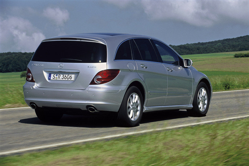 2007 mercedes r class review top speed for 2007 mercedes benz r350 4matic