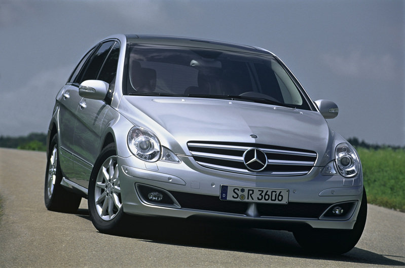 2007 Mercedes R280 CDI 4MATIC