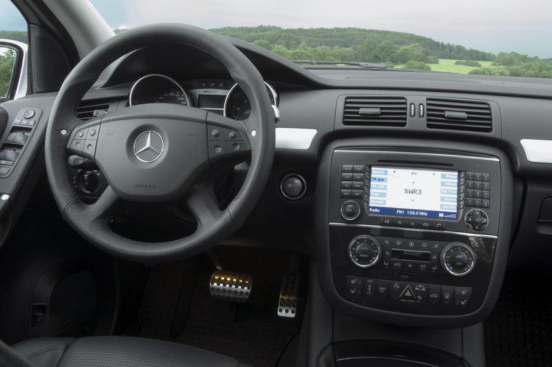 2007 Mercedes R63 AMG 4MATIC