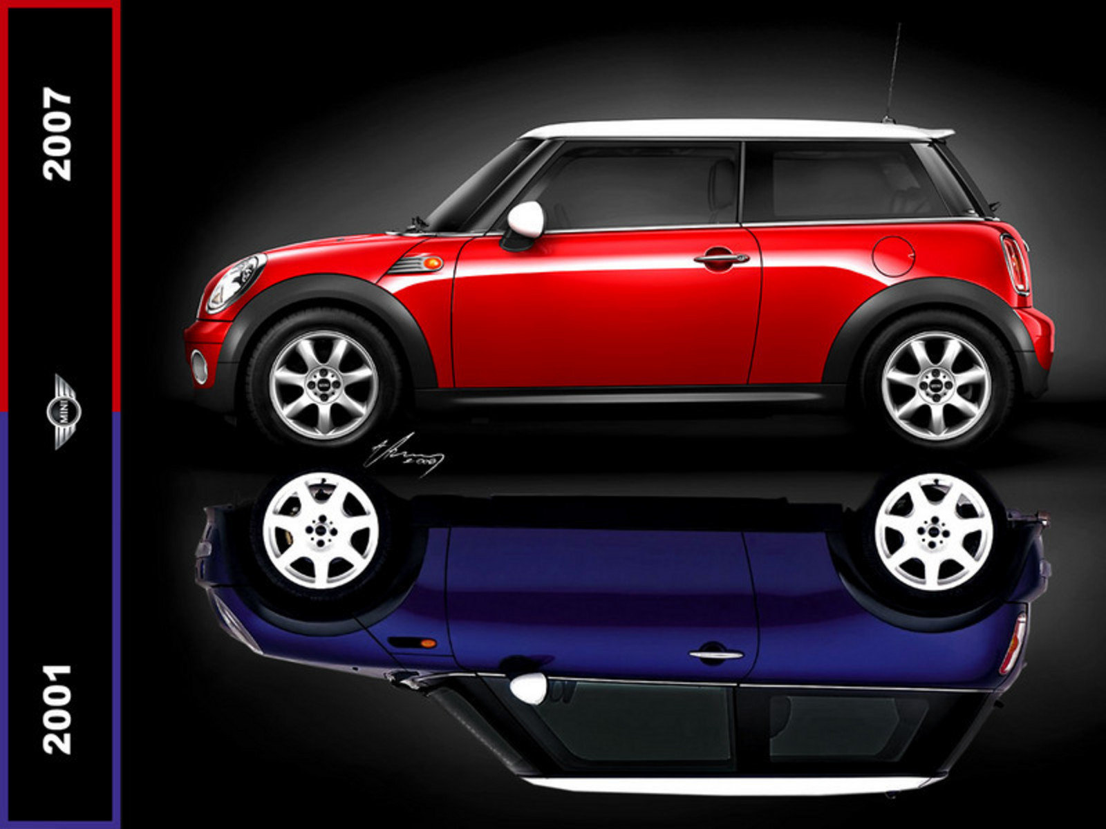 2007 mini cooper review top speed. Black Bedroom Furniture Sets. Home Design Ideas