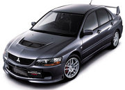 Mitsubishi Lancer Evolution IX MR & and Lancer Evolution Wagon MR