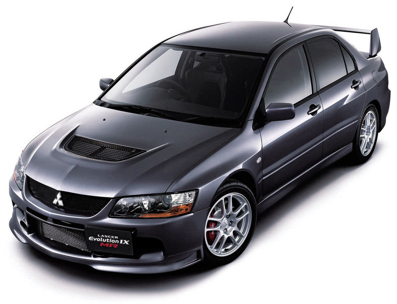 2007 mitsubishi lancer evolution ix mr and lancer evolution wagon mr review top speed. Black Bedroom Furniture Sets. Home Design Ideas
