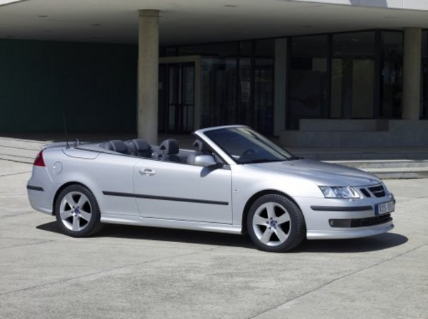 2007 Saab 9-3 Convertible   car review @ Top Speed