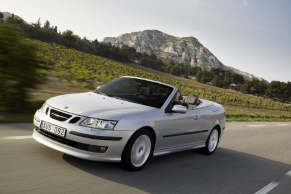 2007 saab 9 3 convertible car review top speed. Black Bedroom Furniture Sets. Home Design Ideas