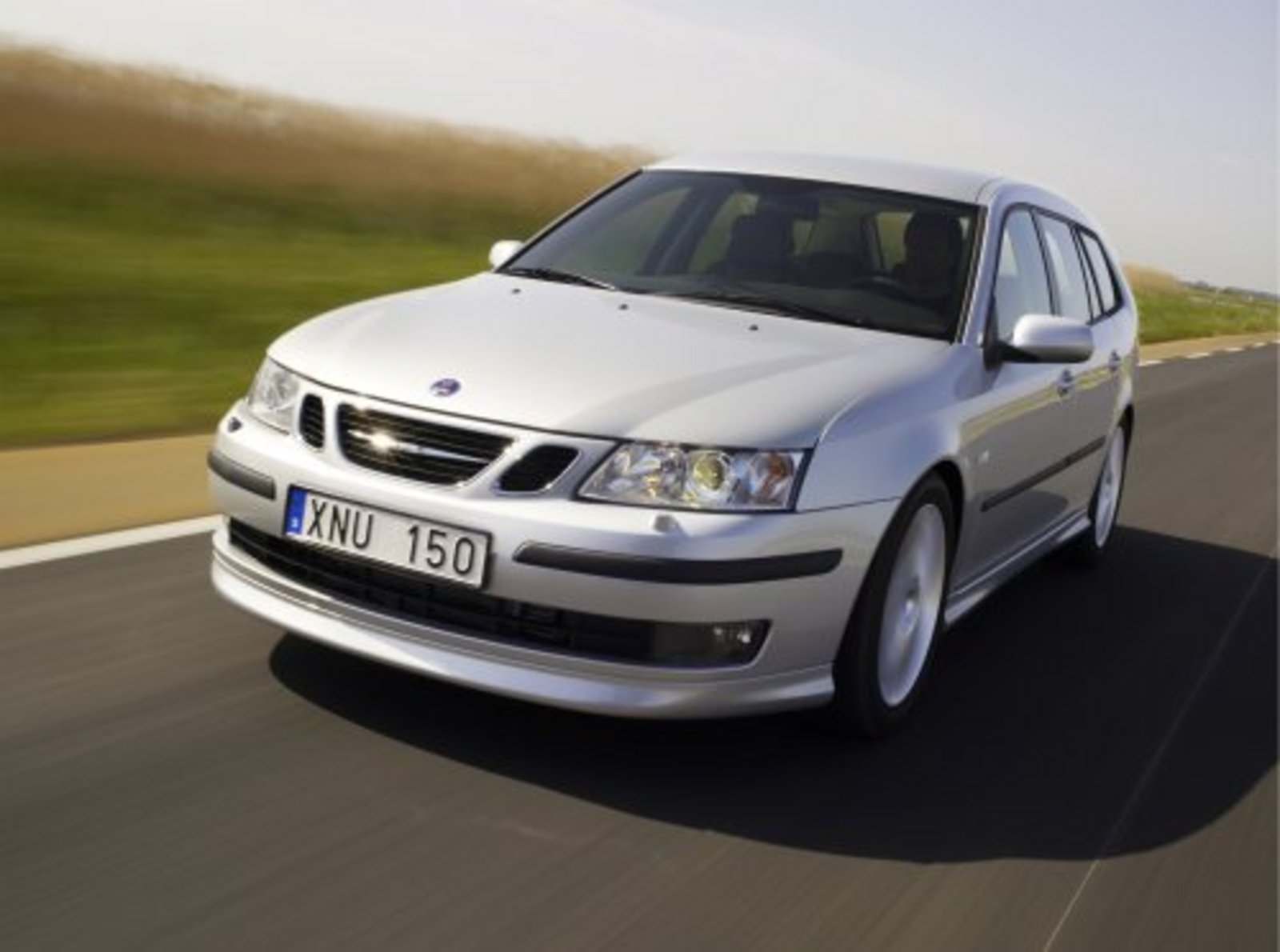 2007 Saab 9-3 Sportcombi Review - Gallery