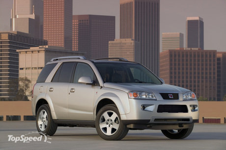 saturn vue. Vue has always offered a wide range of powertrain choices,