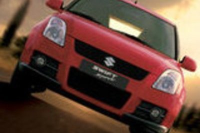2007 Suzuki Swift Sport