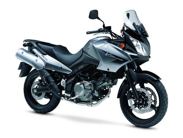 Reading Utility Body >> 2007 Suzuki V-Strom 650 | motorcycle review @ Top Speed