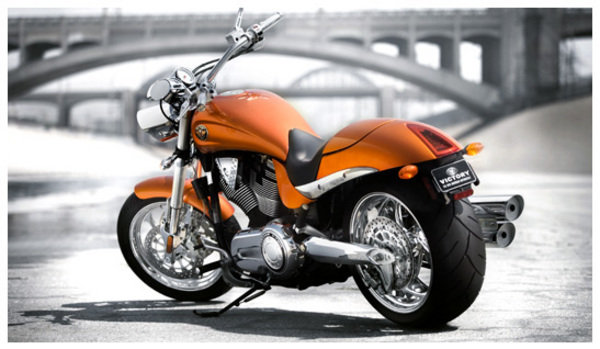 2007 Victory Hammer Review Top Speed