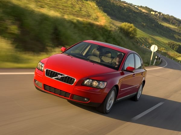2007 Volvo S40 Review - Top Speed