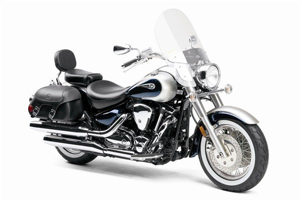 How To Open The Seat On  Yamaha Road Star