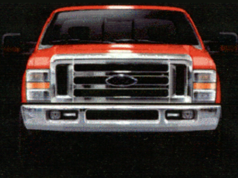 2008 Ford F-Series Super Duty to debut on September 28