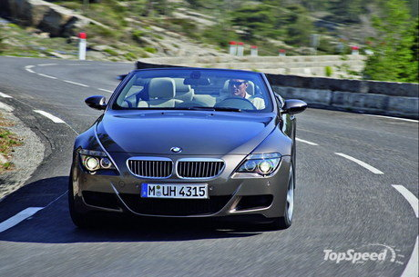 Latest Cars Models Bmw M Series M6 Convertible Beat That
