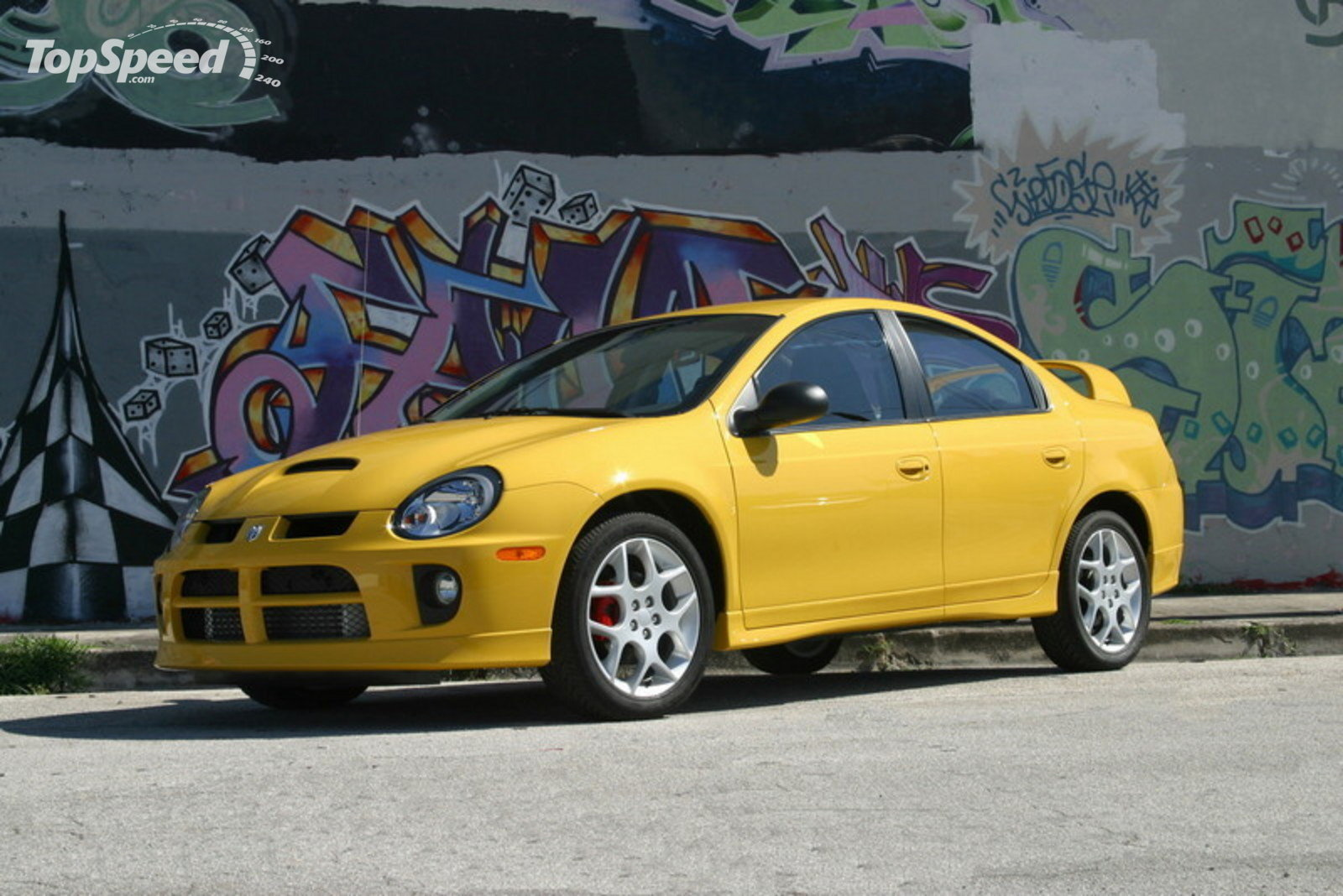 "Police Cars For Sale >> Dodge SRT-4 - ""The Fastest Four Cylinder Production Car On ..."