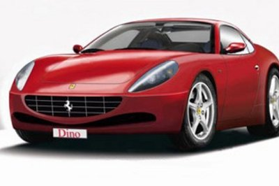 Ferrari To Build A New V8 Coupe? | Top Speed. »