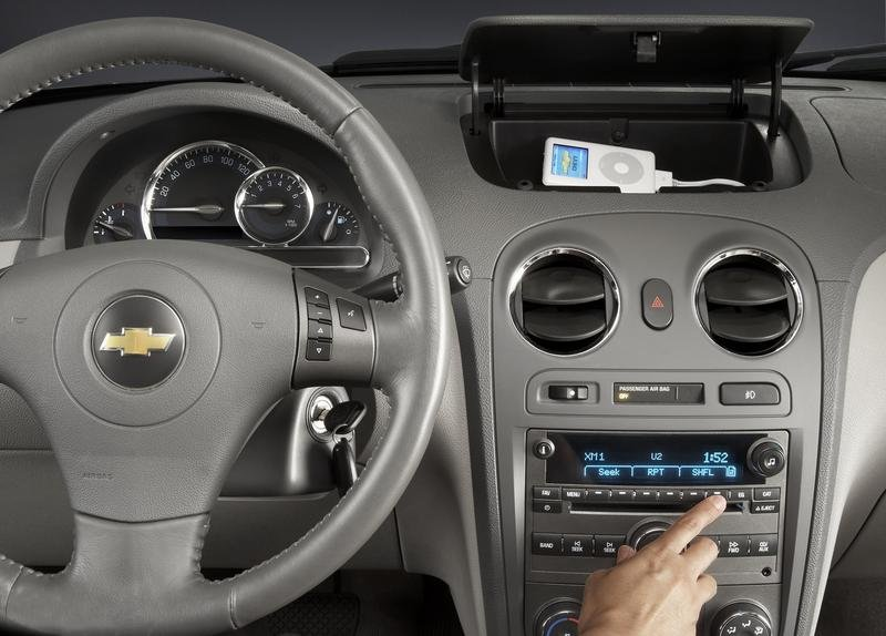 GM is bringing music to drivers' ears