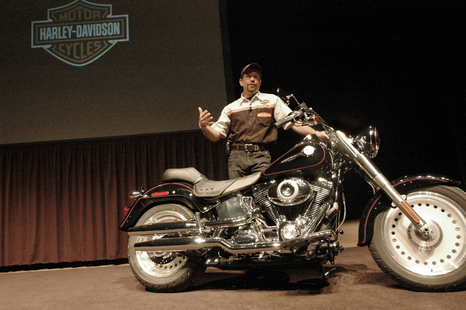 Harley-Davidson Patriot Special Edition Models Available ...