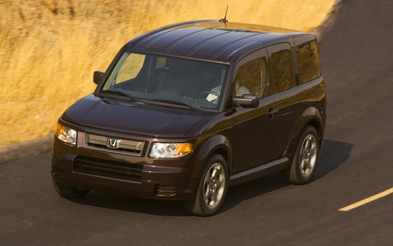 Honda Announces Pricing for the 2007 Element