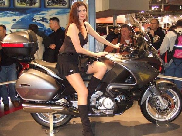 Electric Commuter Bike >> Honda Girls - Picture 93537 | motorcycle News @ Top Speed