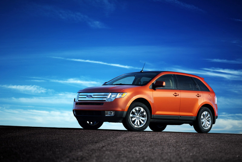 More power for the new Ford Edge
