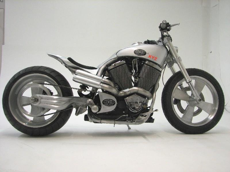 Victory Powered Xyz Customized By Allmond Cycle Design