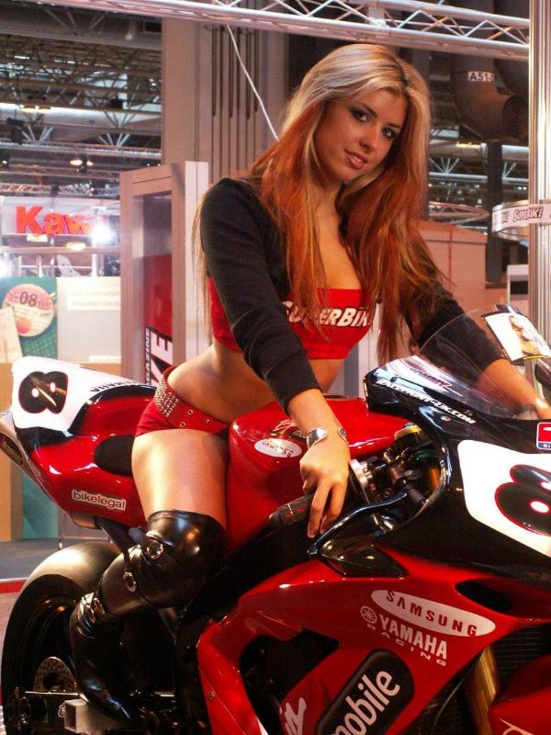 Best Gas For BMW >> Yamaha Girls Pictures, Photos, Wallpapers. | Top Speed