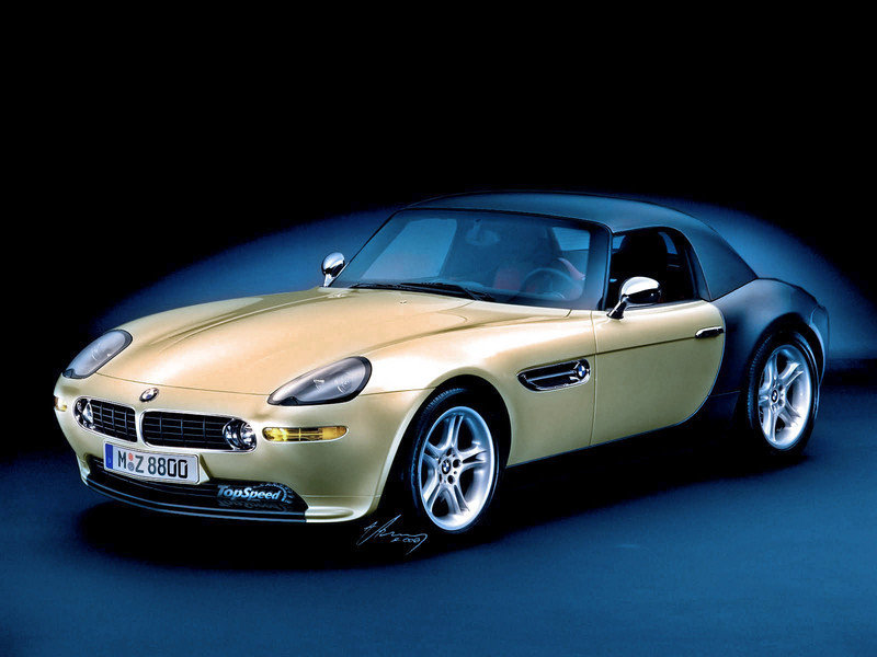 2003 Bmw Z8 Wallpapers Amazing Cars