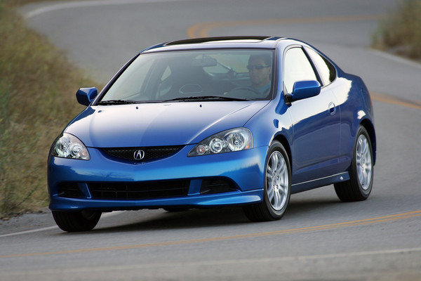 Best Luxury Compact Suv >> 2006 Acura RSX | car review @ Top Speed