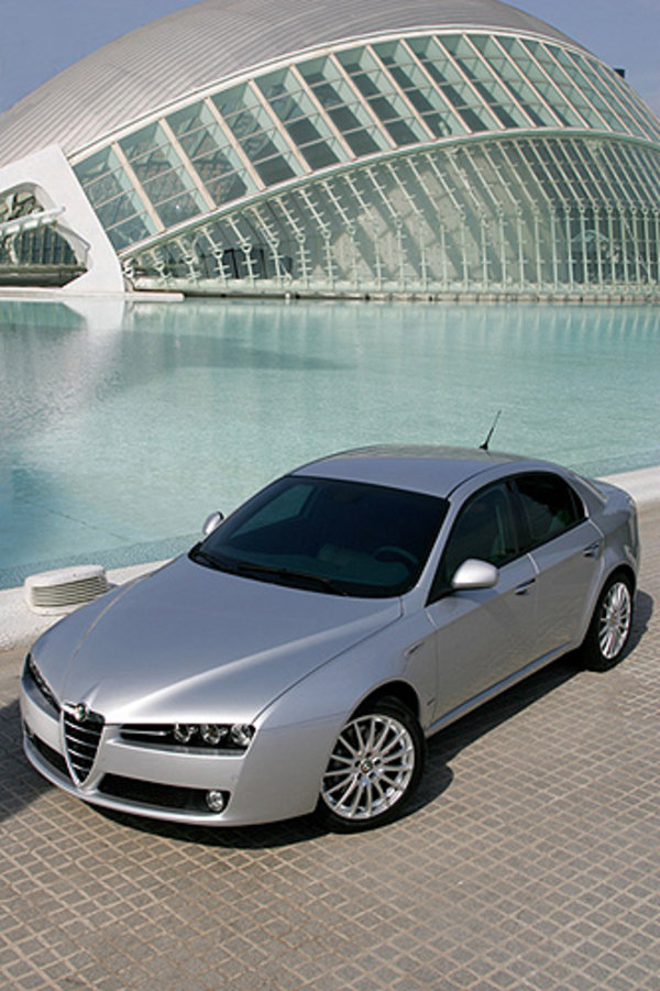 2006 alfa romeo 159 car review top speed. Black Bedroom Furniture Sets. Home Design Ideas