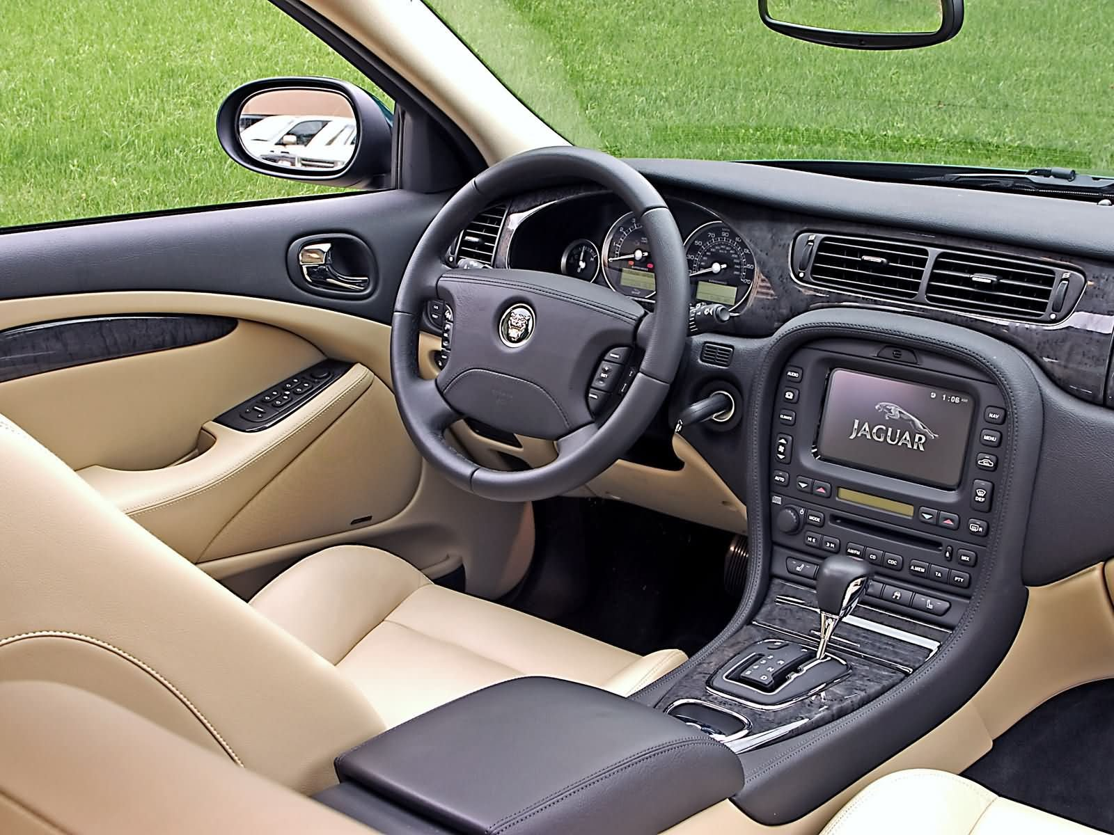 2006 Jaguar S-Type R - Picture 97811 | car review @ Top Speed