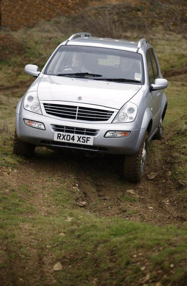 2006 ssangyong rexton car review top speed. Black Bedroom Furniture Sets. Home Design Ideas
