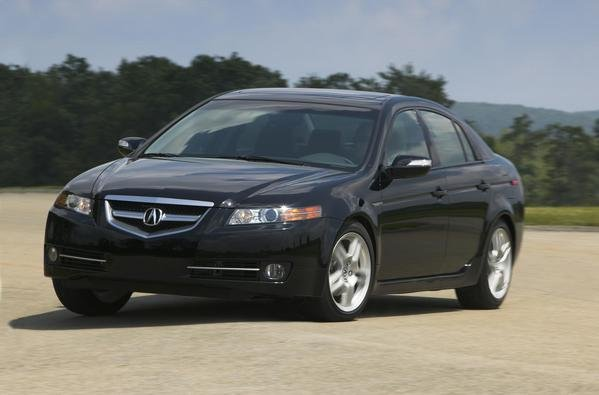 2007 Acura TL | car review @ Top Speed