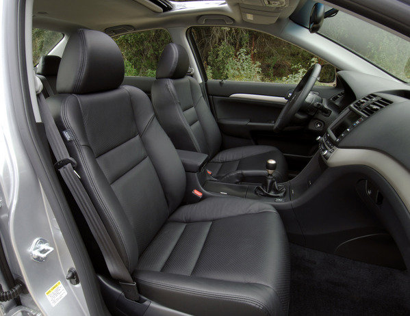 2007 Acura Tsx Car Review Top Speed