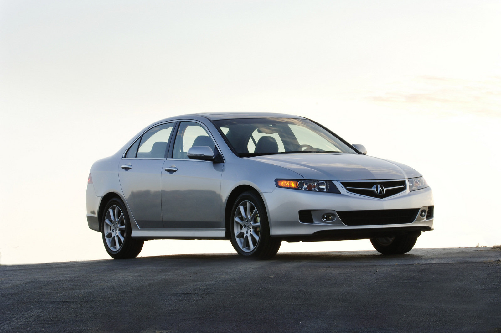 2007 Acura TSX Review  Top Speed