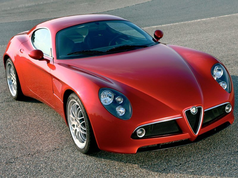 Word Has it That there's a V6-Powered, Alfa Romeo 6C in the Works!