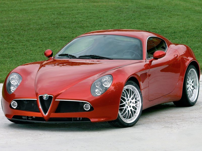 Word Has it That there's a V6-Powered, Alfa Romeo 6C in the Works! - image 100851
