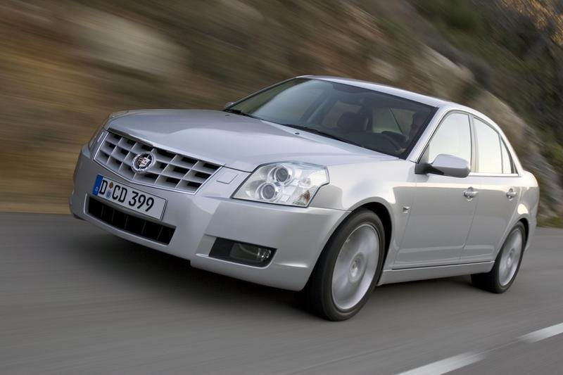 2007 Cadillac BLS and SRX Luxury Executive