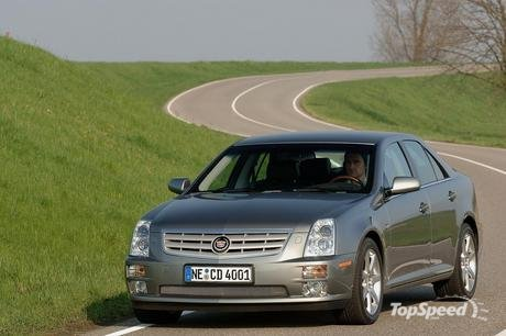 2007 Cadillac Sts V. cadillac sts picture