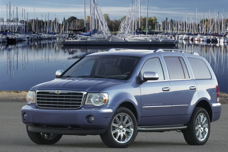 2007 Chrysler Aspen - first SUV with Trailer Sway Control