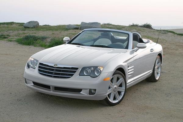 Sports Cars Price Crossfire