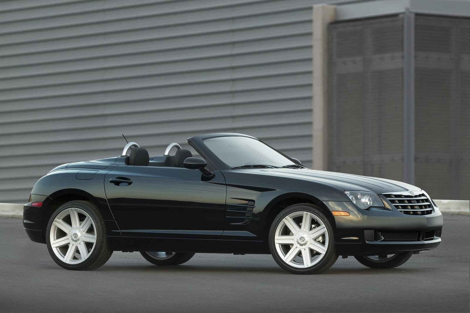 2007 chrysler crossfire picture 100195 car review top speed. Cars Review. Best American Auto & Cars Review