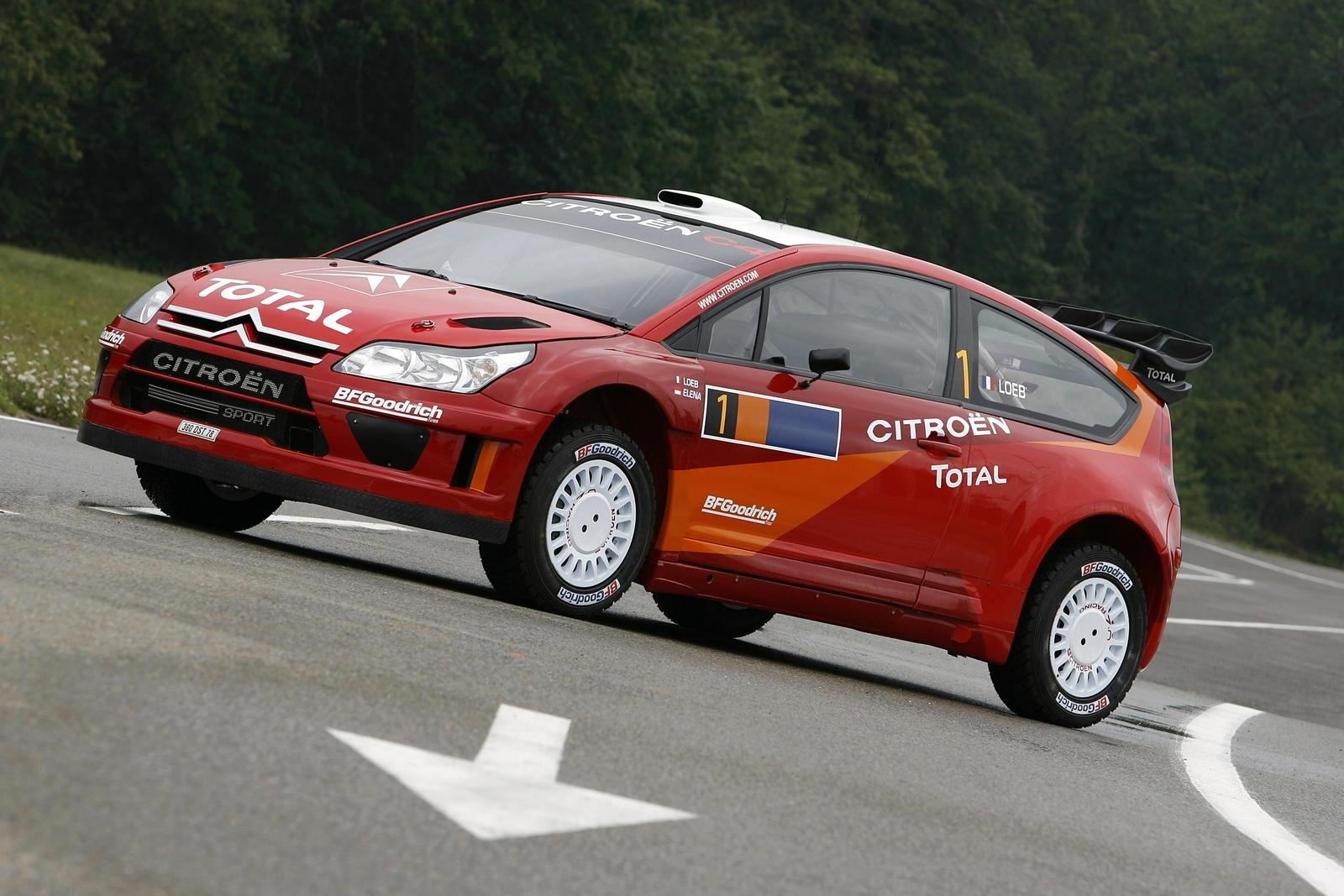 Top Rally Racing Cars