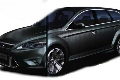 2007 Ford Mondeo to be unveiled at Paris Motor Show