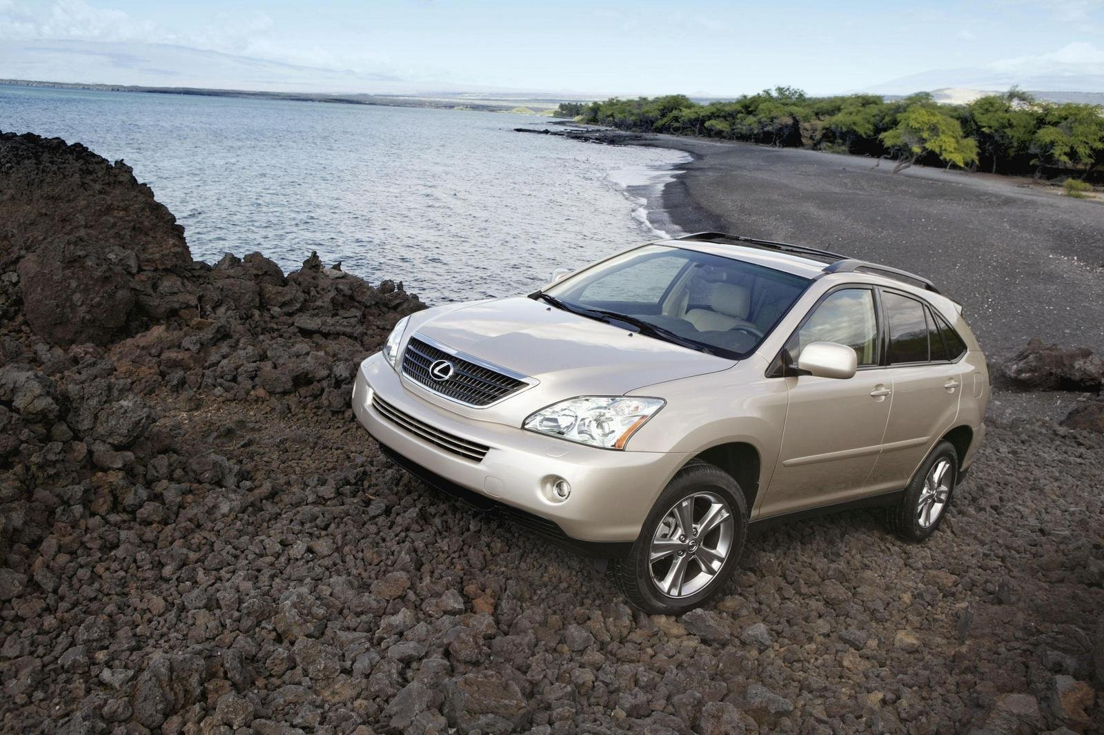 2007 lexus rx 400h picture 101497 car review top speed. Black Bedroom Furniture Sets. Home Design Ideas