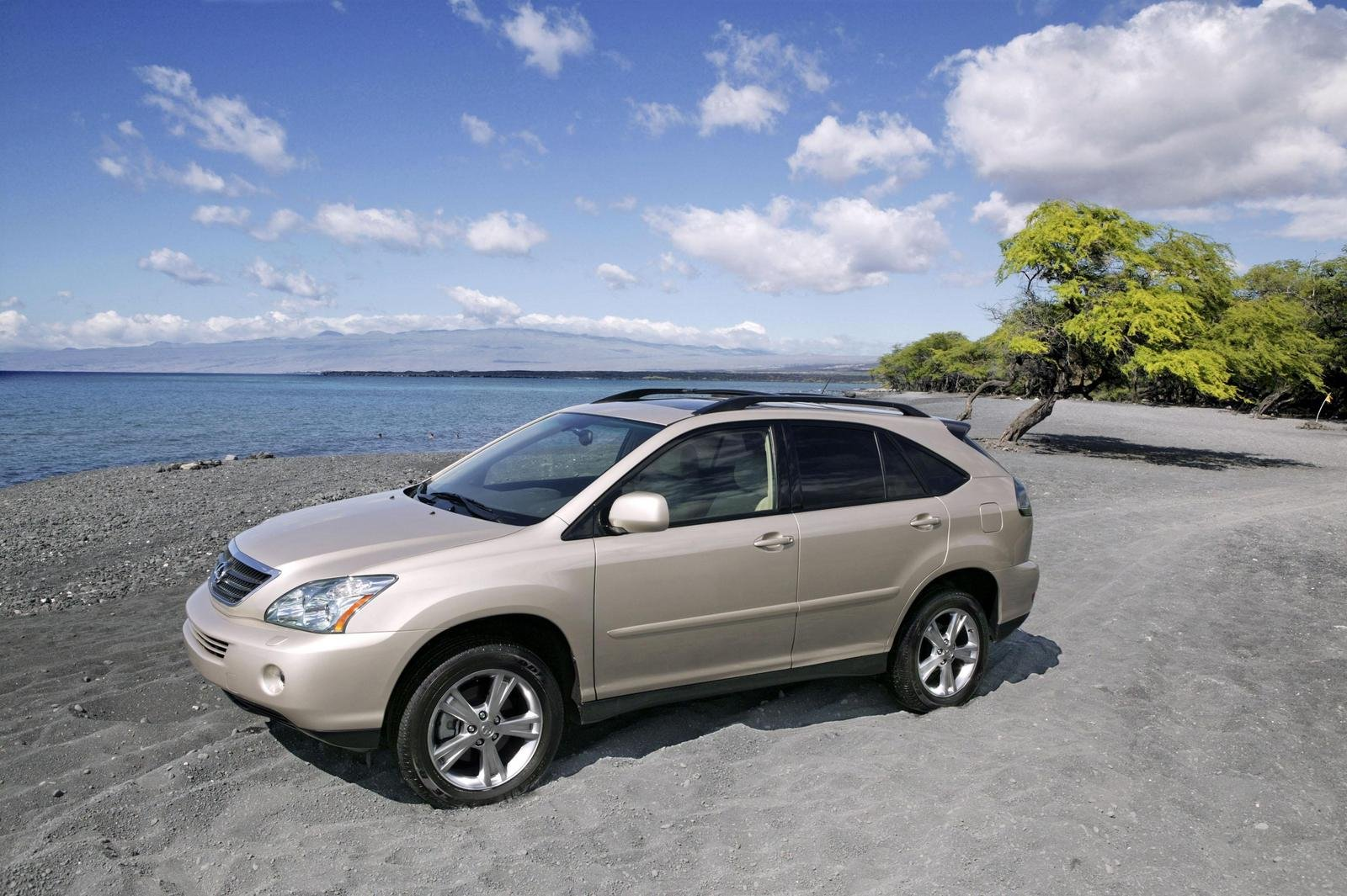 2007 lexus rx 400h picture 101500 car review top speed. Black Bedroom Furniture Sets. Home Design Ideas