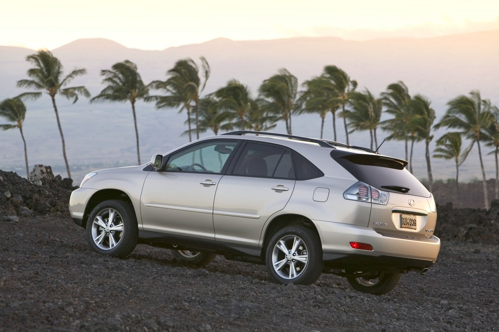 2007 lexus rx 400h picture 101502 car review top speed. Black Bedroom Furniture Sets. Home Design Ideas