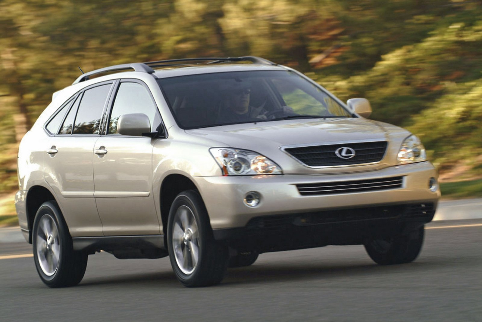 2007 lexus rx 400h picture 101511 car review top speed. Black Bedroom Furniture Sets. Home Design Ideas